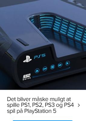 Blog - Det bliver måske muligt at spille PS1, PS2, PS3 og PS4 spil på PlayStation 5