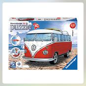 Puzzles - 3D puzzles