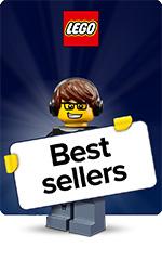 LEGO - Bestsellers