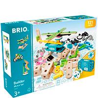 BRIO - Rakentamislelut