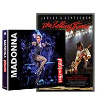 DVD og Blu-Ray concerts