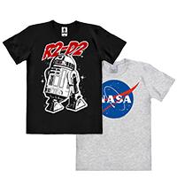 Fan-butik og reklameartikler - Logo shirt