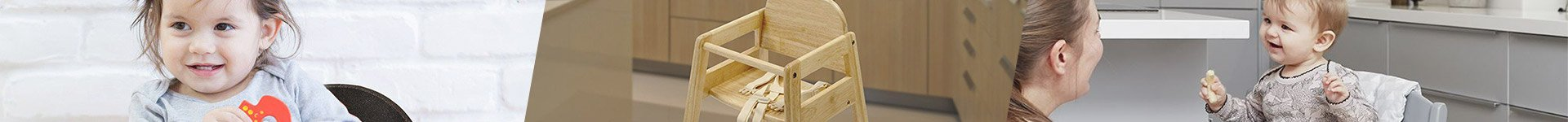 High chairs, seats and accessories