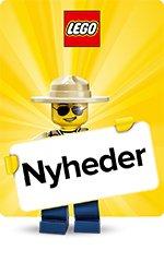 LEGO - Nyheder