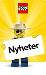 LEGO - Nyheter