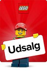 LEGO - Udsalg