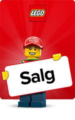 LEGO - Salg