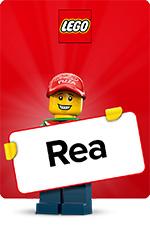 LEGO - Rea