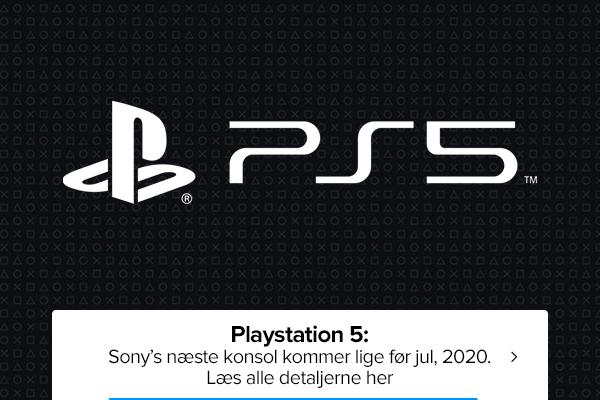 Blog: Playstation 5: Udkommer lige før jul, 2020. Læs alle detaljerne her
