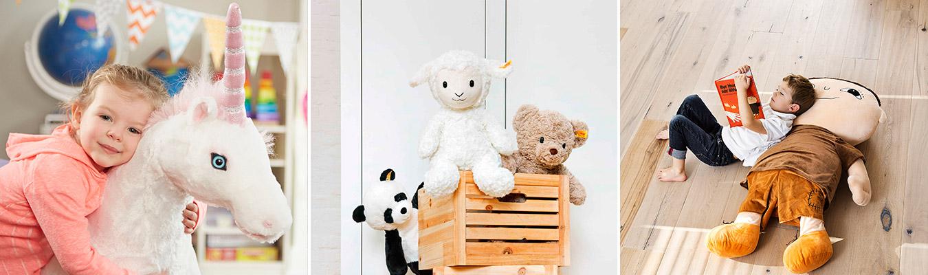 Knuffeldieren en pluche speelgoed