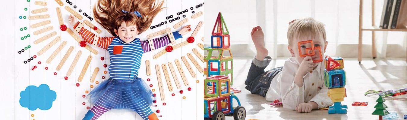 Bau- und Konstruktionsspielzeug