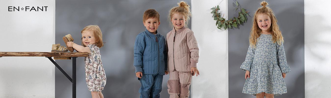 Barnemote - Snø & regntøy