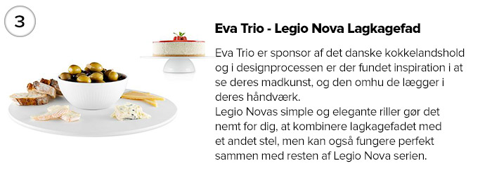 Eva Trio - Legio Nova Lagkagefad