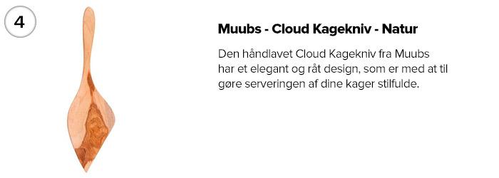 Muubs - Cloud Kagekniv - Natur