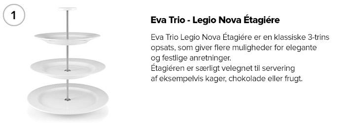 Eva Trio - Legio Nova Étagiére