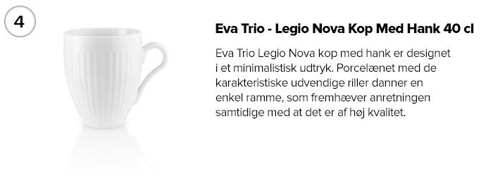 Eva Trio - Legio Nova Kop Med Hank 40 cl
