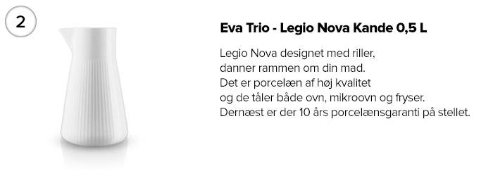 Eva Trio - Legio Nova Kande 0,5 L